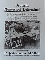 Montessori-Lehrmittel